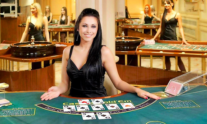 Five Benefits of Live Dealer Casinos