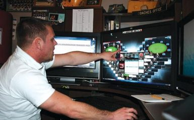 Say Bye to Boredom by Learning and Playing Online Poker Games