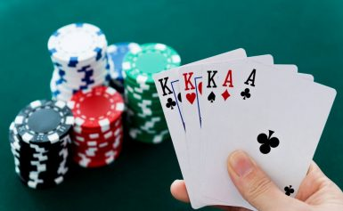 The Prominent Form of Poker – Domino QQ Poker