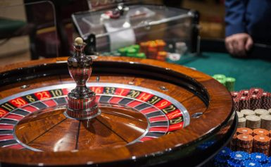 Why is casino business going through a slowdown in business?