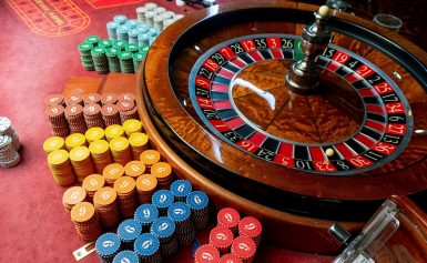 Authentic Casino Chips Sets