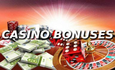 Kinds of Internet Casino Bonuses