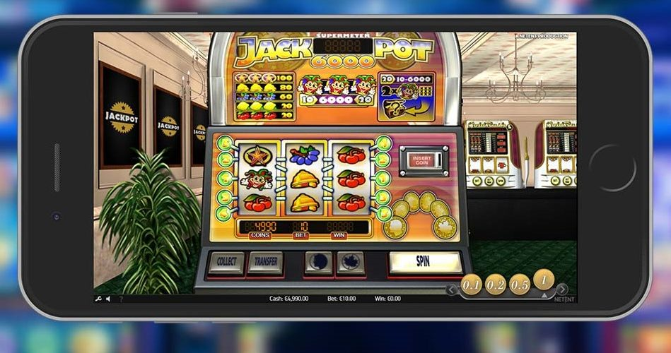 Jackpot 6000 Slots: Winning Is Just Easy
